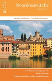 Reisgids Noordoost Italië   Gottmer - Dominicus   ISBN 9789025765255