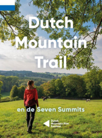 Wandelgids Dutch Mountain Trail | Stichting Moving Mountains | ISBN 9789090336695
