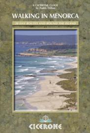 Wandelgids - Trekkinggids Walking on Menorca | Cicerone | ISBN 9781852846886