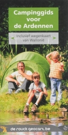 Kampeergids voor de Ardennen |  De Rouck Geocart | ISBN 9789052081076