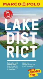 Reisgids Lake District | Marco Polo - Engelstalig | ISBN 9783829757614