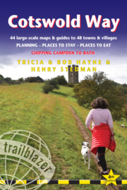 Wandelgids Cotswold Way | Trailblazer |  ISBN 9781912716043