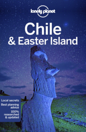 Reisgids Chile & Easter Island - Chili en Paaseiland | Lonely Planet | ISBN 9781786571656