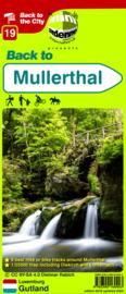 Wandelkaart Mullerthal | Mini-Ardenne 19 | 1:25.000 | ISBN 9782390160403