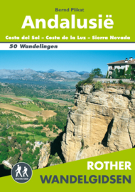 Wandelgids Andalusië | Elmar -  Rother NL | ISBN 9789038925585