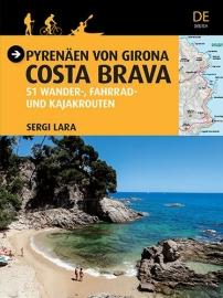 Wandelgids - Fietsgids - Kanogids Pyrenees of Girona - Costa Brava | Triangle Postals | ISBN 9788484786788