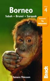 Reisgids Borneo | Bradt Guides | ISBN 9781784774738