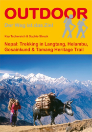 Wandelgids Langtang - Helambu   Conrad Stein Verlag   ISBN 9783866861527