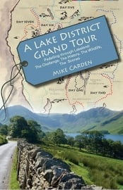 Fietsgids Lake District - A Lake District Grand Tour | Bike Ride Books | ISBN 9780955660221
