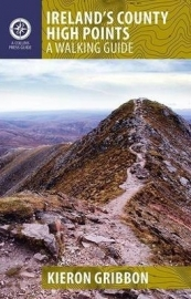 Wandelgids Ireland's County High Points | Collin's Press | ISBN 9781848891401