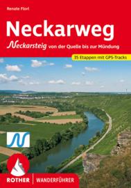 Wandelgids Neckarweg  | Rother Verlag | ISBN 9783763344437