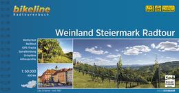 Fietsgids Weinland Steiermark Radtour | 405 kilometer | Bikeline | ISBN 9783850009423