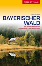 Reisgids Bayerische Wald | Trescher Verlag | ISBN 9783897943841