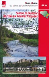 Wandelgids GR14 Sentier de l'Ardenne | GR Sentiers | ISBN 9782930488448