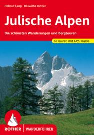 Wandelgids Julische Alpen | Rother Verlag | ISBN 9783763340514