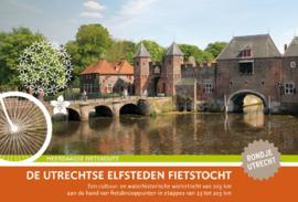 Fietsgids De Utrechtse Elfsteden Fietstocht | Buijten & Schipperheijn | ISBN 9789058819772
