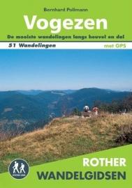Wandelgids Vogezen | Elmar / Rother - Nederlandstalig | ISBN 9789038924519