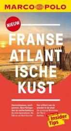 Reisgids Franse Atlantische Kust | Marco Polo | ISBN 9783829758192