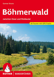 Wandelgids Böhmerwald | Rother Verlag | ISBN 9783763344802