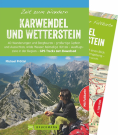 Wandelgids Karwendel en Wetterstein | Bruckmann Verlag | ISBN 9783734304200