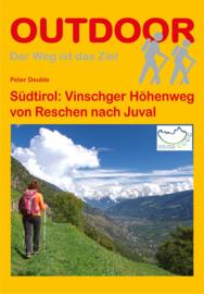 Wandelgids-Trekkinggids Vinschger Höhenweg von Reschen nach Juval | Conrad Stein Verlag | ISBN 9783866863293