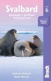 Reisgids Spitsbergen - Svalbard | Bradt | ISBN 9781784770471