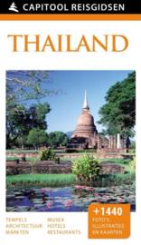 Reisgids Thailand | Capitool | ISBN 9789000342259