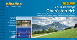 Fietsgids Fluss-Radwege Oberösterreich - 849 km | Bikeline | ISBN 9783850006651