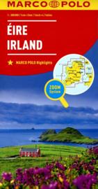 Wegenkaart Ierland | Marco Polo | 1:300.000 | ISBN 9783829738316