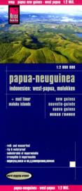 Wegenkaart Papua nieuw guinea | Reise Know How | ISBN 9783831772643