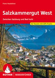 Wandelgids Salzkammergut West | Rother Verlag | Zwischen Salzburg und Bad Ischl | ISBN 9783763343850