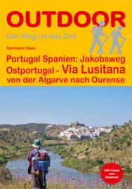 Wandelgids Via Lusitana - Algarve bis Ourense | Conrad Stein Verlag | ISBN 9783866865488