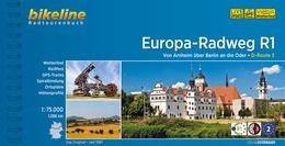 Fietsgids Europa Radweg nr. 1 | Bikeline | ISBN 9783850009751