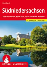Wandelgids Südniedersachsen  | Rother Verlag | Wandelen in Niedersachsen | ISBN 9783763345526