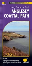 Wandelkaart Anglesey Coastal Path | Harvey | 1:40.000 | ISBN 9781851375851