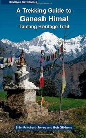 Wandelgids Trekking around Ganesh Himal | Nepal Publications | ISBN 9789937577885