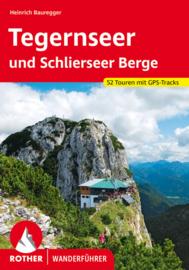 Wandelgids Tegernseer und Schlierseer Berge | Rother Verlag | ISBN 9783763342587
