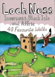 Wandelgids Loch Ness, Inverness, Black Isle and Affric | Pocket Mountains | ISBN 9781907025341