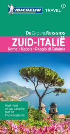 Reisgids Zuid Italië | Michelin groene gids | met o.a. Rome - Napels  | ISBN 9789401431163