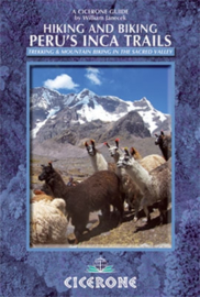 Wandelgids Peru - Hiking and Biking Peru's Inca Trails | Cicerone | ISBN 9781852846312