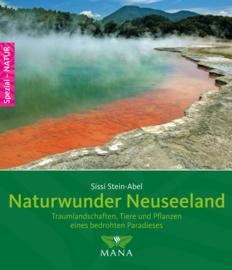 Natuurgids Nieuw Zeeland - Naturwunder Neuseeland | Mana Verlag | ISBN 9783955030094