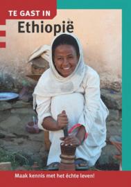 Reisgids Te gast in Ethiopië | Informatie Verre Reizen | ISBN 9789460160660