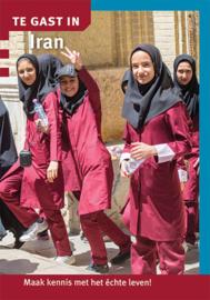 Reisgids Iran - Te gast in | Informatie verre reizen | ISBN 9789460160639