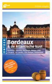Reisgids Bordeaux en de Atlantische kust | ANWB ontdek | ISBN 9789018039752