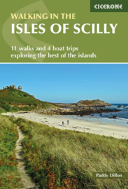 Wandelgids Isles of Scilly -  Walking in the  | Cicerone | ISBN 9781786311047