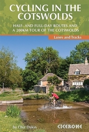 Fietsgids Cotswolds -  Cycling in the | Cicerone | ISBN 9781852847067