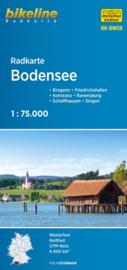 Fietskaart Bodensee | Bikeline BW08 | 1:75.000 | ISBN 9783850004794