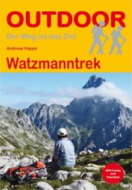 Wandelgids Watzmann Trek   Conrad Stein Verlag   ISBN 9783866864320