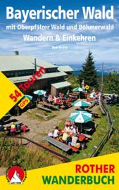 Wandelgids Bayerischer Wald - Wandern & Einkehren | Rother Verlag | ISBN 9783763344413