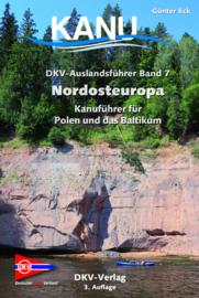 Kanogids Noordwest Europa : Polen en Baltische Staten | DKV Kanoführer 7 | ISBN 9783937743813